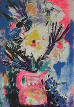 Bernard LORJOU - Pintura - Vase of Flowers