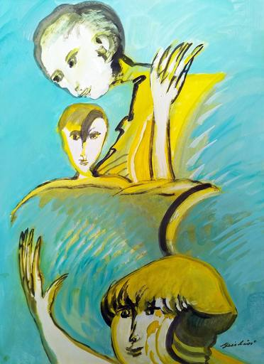 Remo BRINDISI - Painting