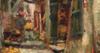 Lucien MADRASSI - Pintura - Algier street