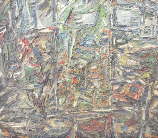 Claude JOUHANNEAU - Gemälde - Paysage