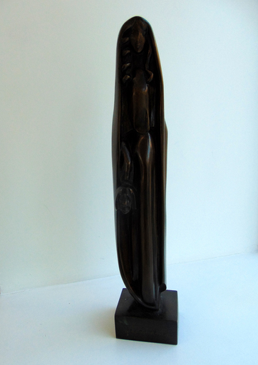Joseph CSAKY - Sculpture-Volume -  Melpomene – Muse of Tragedy [Μελπομένη], 1965