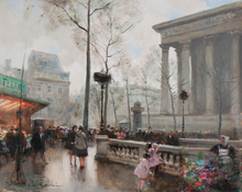 Jules René HERVÉ - Pintura - La Madelaine