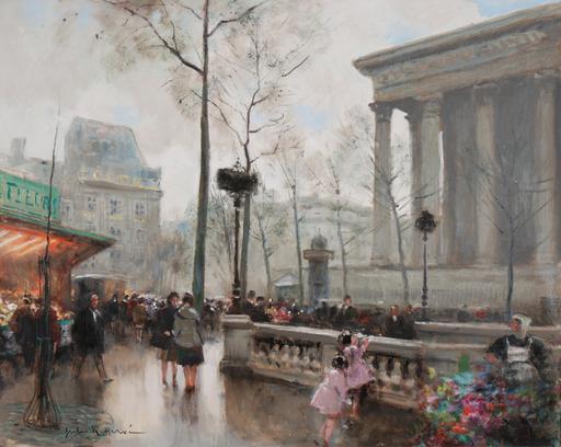 Jules René HERVÉ - Peinture - La Madelaine