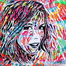 Jo DI BONA - Pintura - True Love