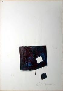 Marco SCHIFANO - Painting - Valigia