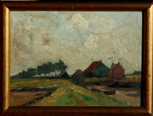 André LYNEN - Painting