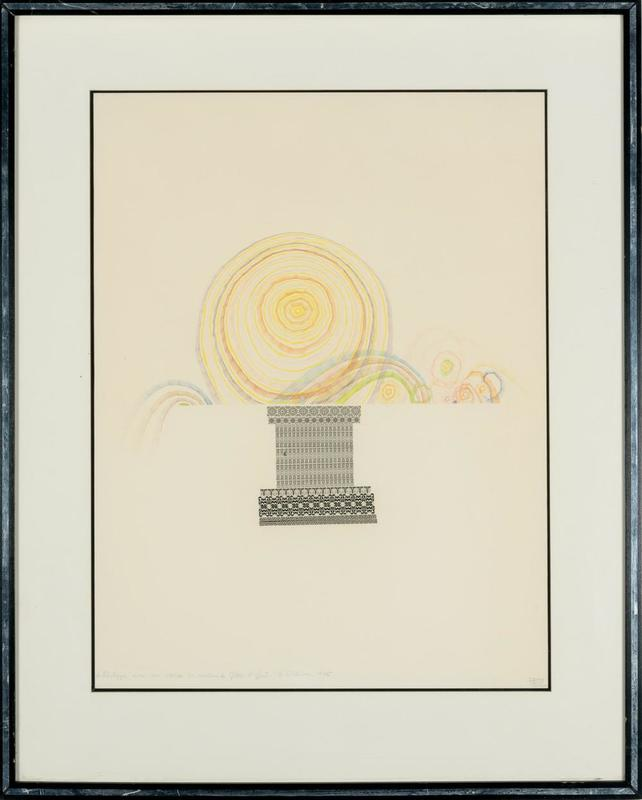 Luis FEITO LOPEZ - Drawing-Watercolor - Sin título
