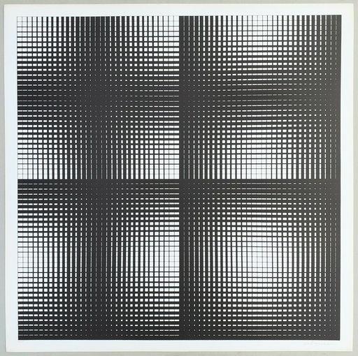 Getulio ALVIANI - Grabado - Programmazione grafica