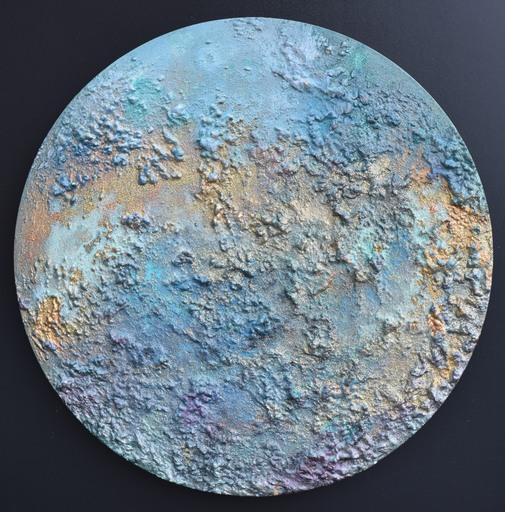 Paola ROMANO - Pintura - Mare e roccia