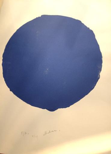 Albert CHUBAC - Disegno Acquarello - Serigraphie 2/4 87 M