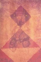 Henri Ernst PFEIFFER - Dibujo Acuarela