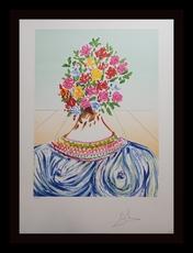 Salvador DALI - Print-Multiple - Retrspective The Flowering of Inspiration