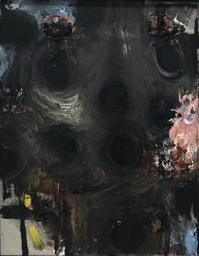 LI Yawei - Pittura - Moving Spots