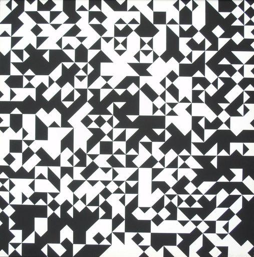 François MORELLET - Druckgrafik-Multiple - Tavola 7