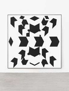 Allan D'ARCANGELO - Painting - Constellation #13