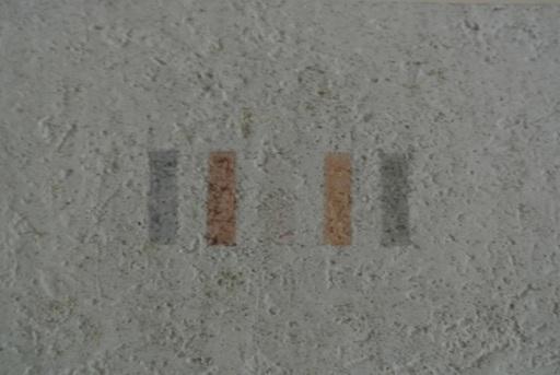 Elio MARCHEGIANI - Pittura - Grammature di colore