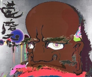 Takashi MURAKAMI, INITIATE THE SPEED OF CEREBRAL SYNAPSEAT FREE WILL