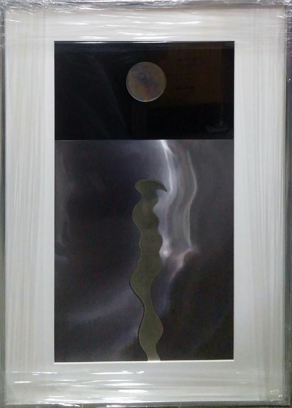 Roy LICHTENSTEIN - Stampa-Multiplo - Landscape 8, From Ten Landscapes (C. 58)