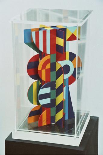 Roland CABOT - Sculpture-Volume - Sculpture n°31