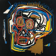 Jean-Michel BASQUIAT - Estampe-Multiple - Head