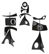 Philippe HIQUILY - Sculpture-Volume - GIROUETTES