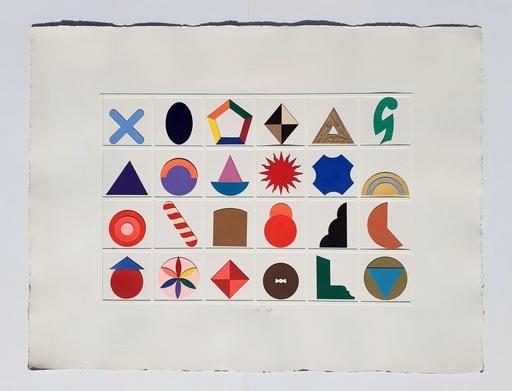 Lucio DEL PEZZO - Print-Multiple - Casellario