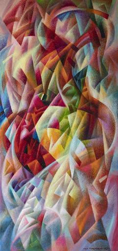 Ivan TURETSKYY - Painting - Perfume Composition № 2