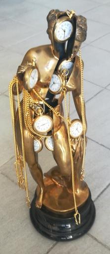 Fernandez ARMAN - Scultura Volume - La venere degli orologi