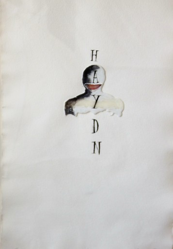 Jaume PLENSA - Dessin-Aquarelle - Haydn