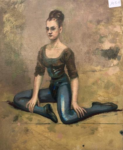 Maud GERARD - Gemälde - La danseuse