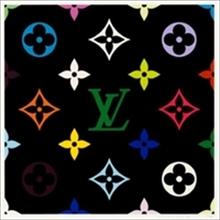 Takashi MURAKAMI - Print-Multiple - SUPERFLAT Monogram <Green>