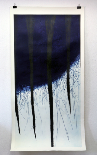 Birgit SAUER - Grabado - Untitled