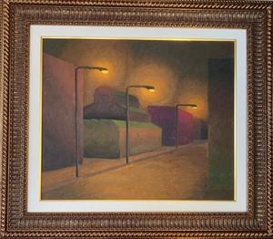 SALVO - Gemälde - LA CITTA'
