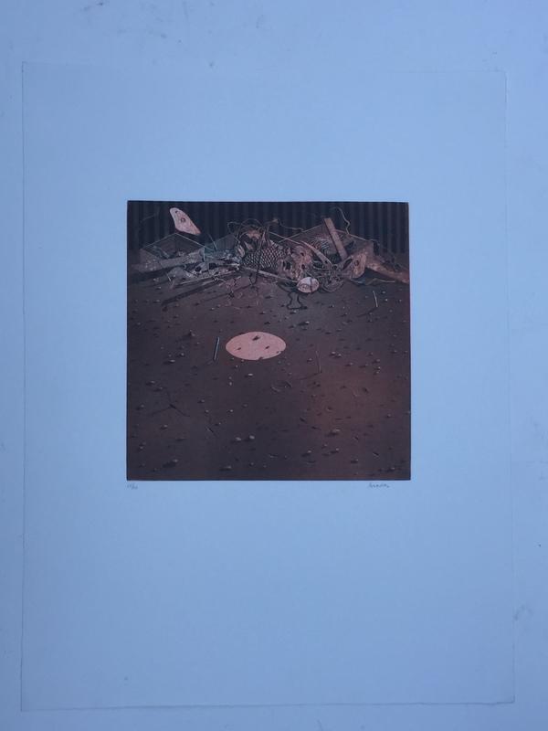 Hiroshi ASADA - Stampa-Multiplo