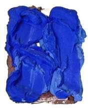 Bram BOGART - Pintura - Bleu-brun