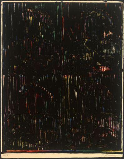 Jasper JOHNS - Print-Multiple - After Holbein