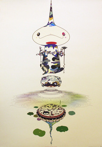 Takashi MURAKAMI, REVERSED DOUBLE HELIX