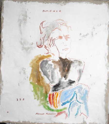 Manuel MONTERO - Peinture - Patience 2