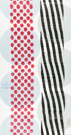 Geza PERNECZKY - Pintura - Soft Geometry