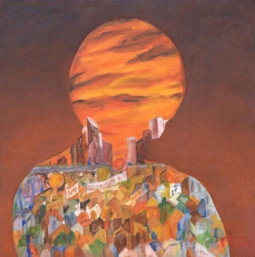 Francis MOREAU - Peinture - Mouvement de Défense