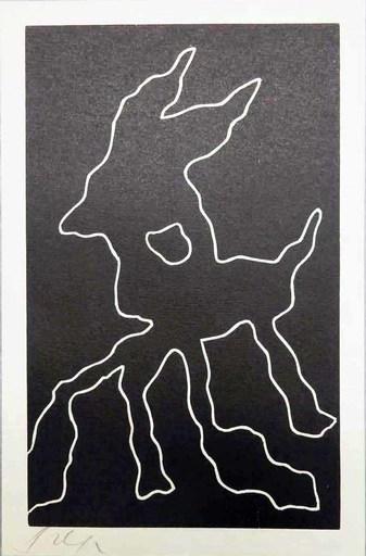 Hans ARP - Print-Multiple - Wortträume planche 1