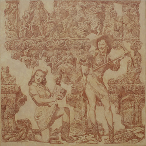 Vladimir KOLESNIKOV - Pittura - Trajan's Relief