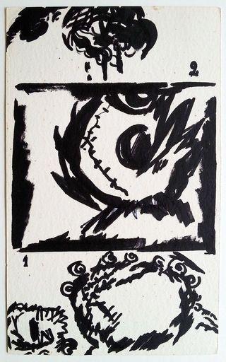 Aviva URI - Drawing-Watercolor - Composition