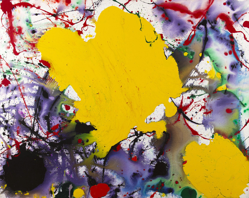 Sam FRANCIS - Painting - SF89-60