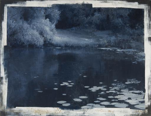 Alexey ALPATOV - Painting - Landscape #4