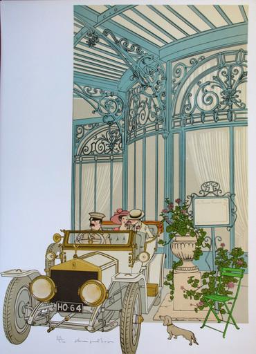 Denis Paul NOYER - Print-Multiple - LA GRANDE CASCADE