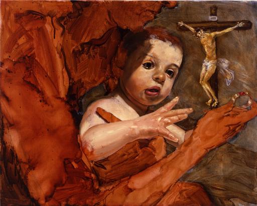 Federico GUIDA - Pintura - Merry Christmas