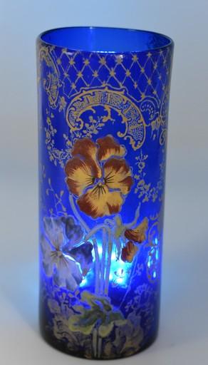 François-Théodore LEGRAS - Legras – Vase Cylindre