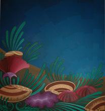 Steven KLUCHIK - Painting - Seashells