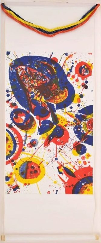 Sam FRANCIS - Print-Multiple - An Other Set - X